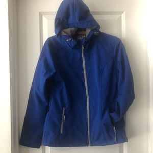 Athletic Works thin fleece-lined jacket size S